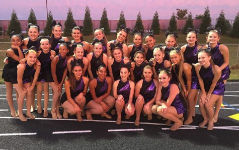 Battlefield dance team at Dance Champs competition