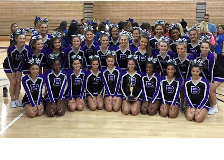 A review of Bobcat Varsity Cheerleading and States