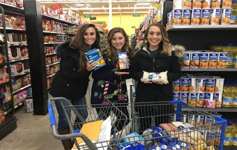 BHS Dance assists local food pantry