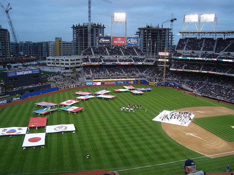 USA going to the World Baseball Classic semifinals