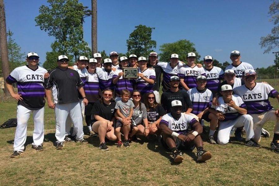 Varsity Baseball Takes on Myrtle