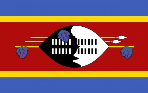 The Swaziland Flag (Photo courtesy Wikipedia via Creative Commons)