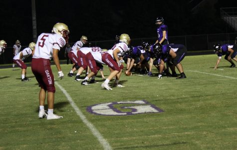 Battlefield Football dominates Oakton by score of 44-0