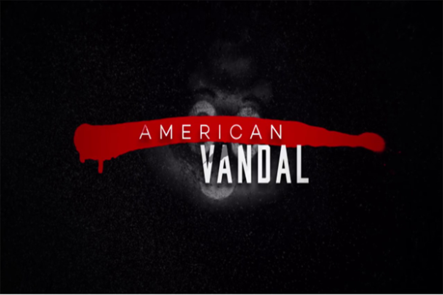American Vandal logo for season two.