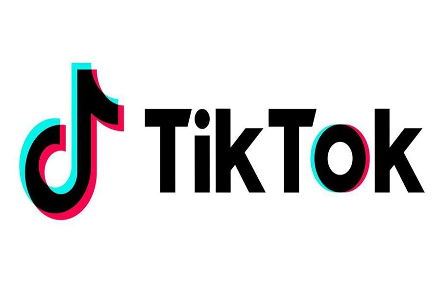 A photo of the Tik Tok logo.  Photo courtesy Wikimedia Commons via Creative Commons.