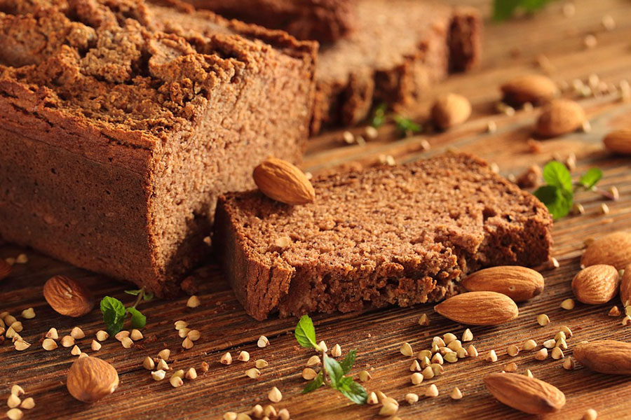 Gluten free bread edible for one with Celiac Disease. Photo by Pixabay via Creative Commons.