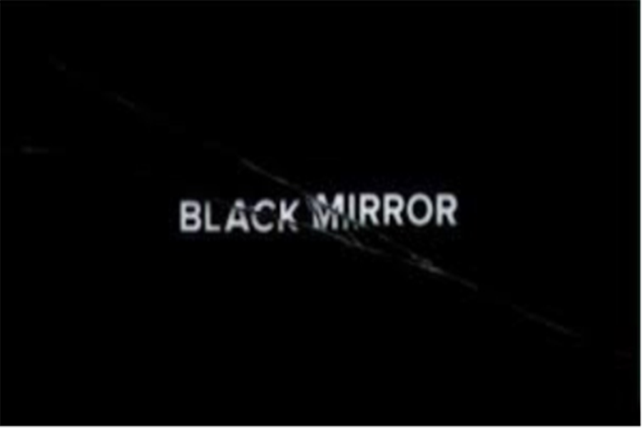 The Black Mirror logo for all episodes