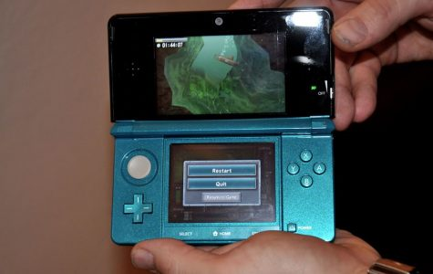 A Nintendo 3DS.  Photo courtesy of Flickr via Creative Commons.