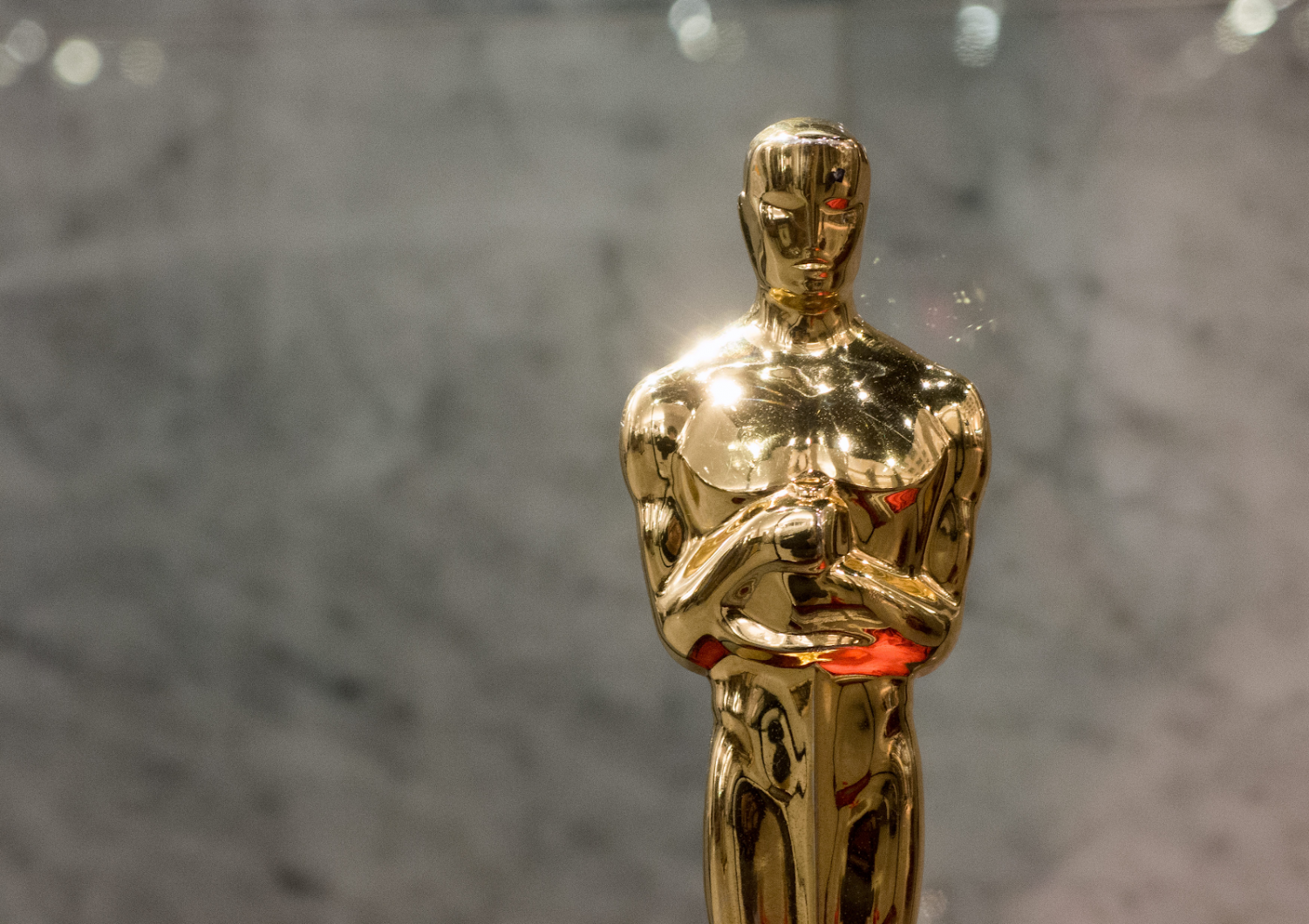 Picture of the prestigious Oscar award. Photo Courtesy of Libreshot via Google Images.