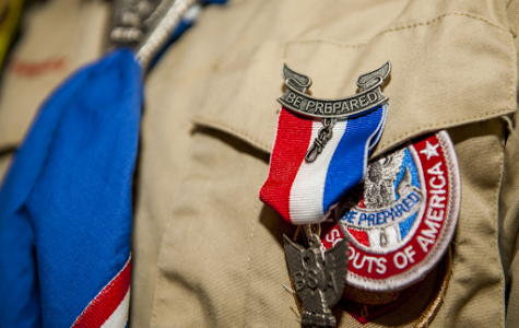 Girls joining The Boy Scouts of America
