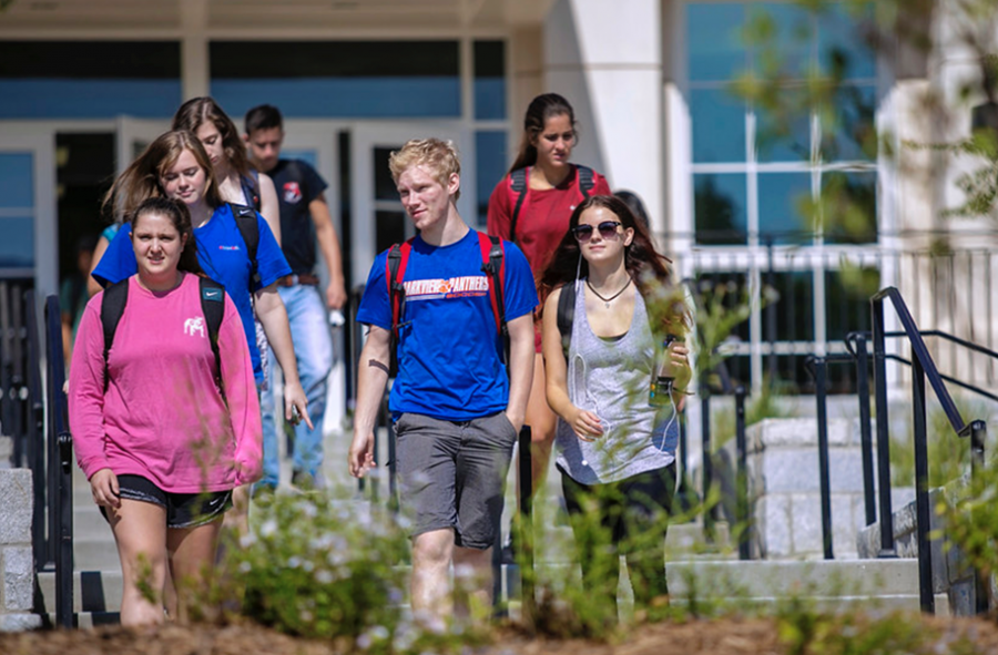 Students just completing the SAT. Photo courtesy UGA CAES/Extension via Creative Commons.