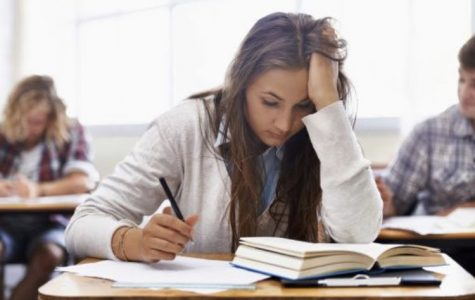 Second Semester Stress