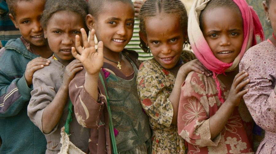 Children+in+the+Tigray+region+of+Northern+Ethiopia+whose+village+was+helped+by+Charity%3A+Water%2C%0AImage+via+Flickr+courtesy+of+Google+Images%2C+labeled+for+reuse+with+modification.%0A
