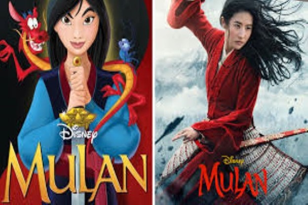 Mulan controversies